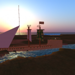 Ship sunrise_001